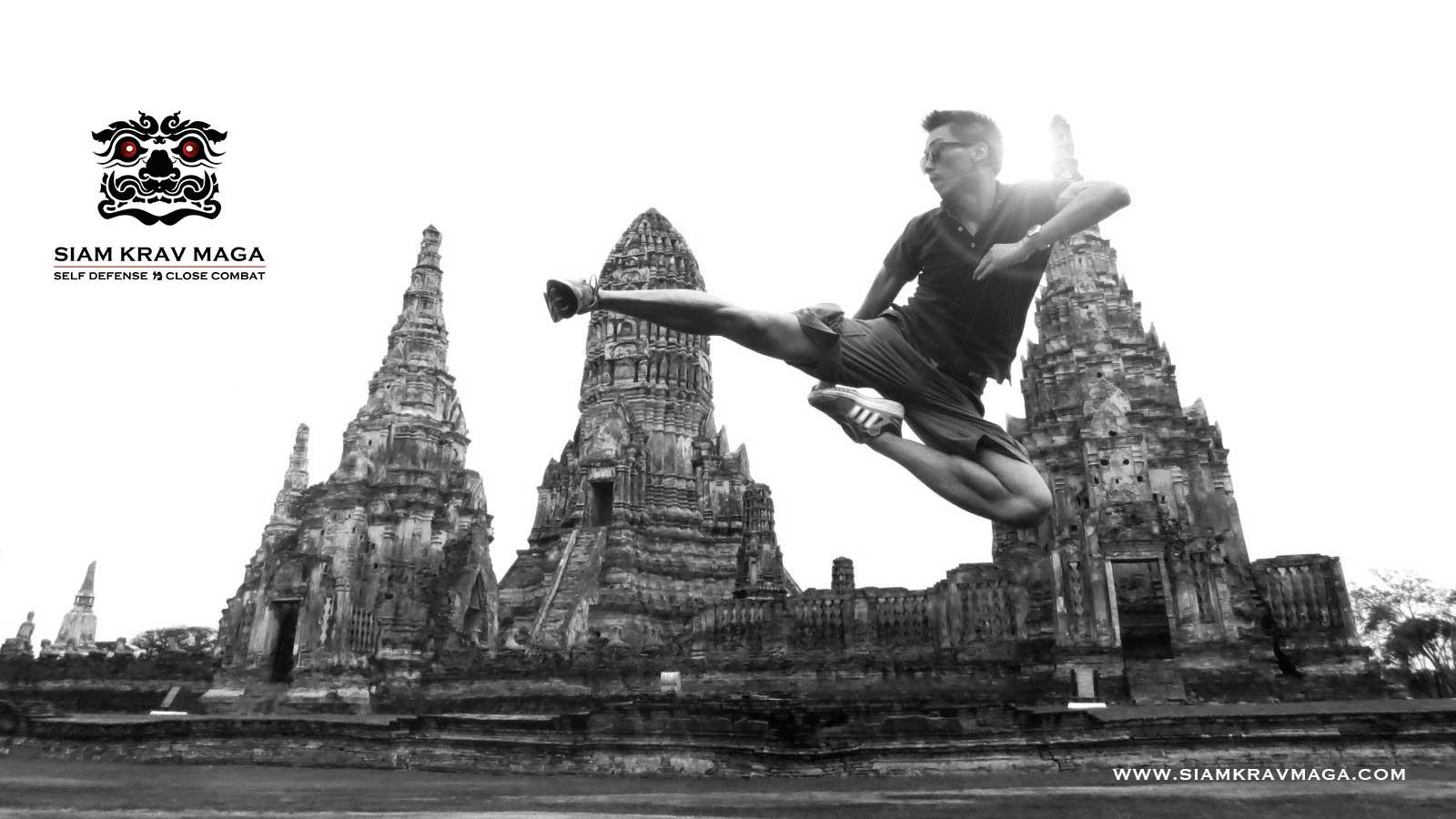 Siam Krav Maga Bangkok Thailand